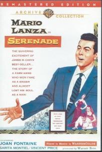 DVD Serenade