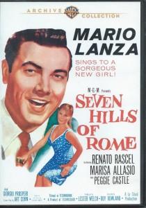 DVD Seven Hills