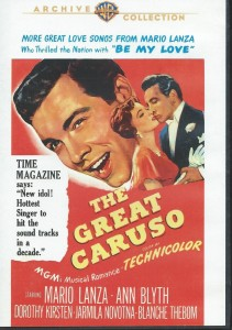 DVD The Great Caruso