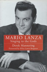 Mario Lanza Singing to the Gods