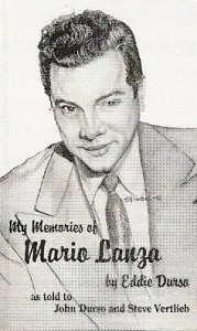 My Memories of Mario Lanza