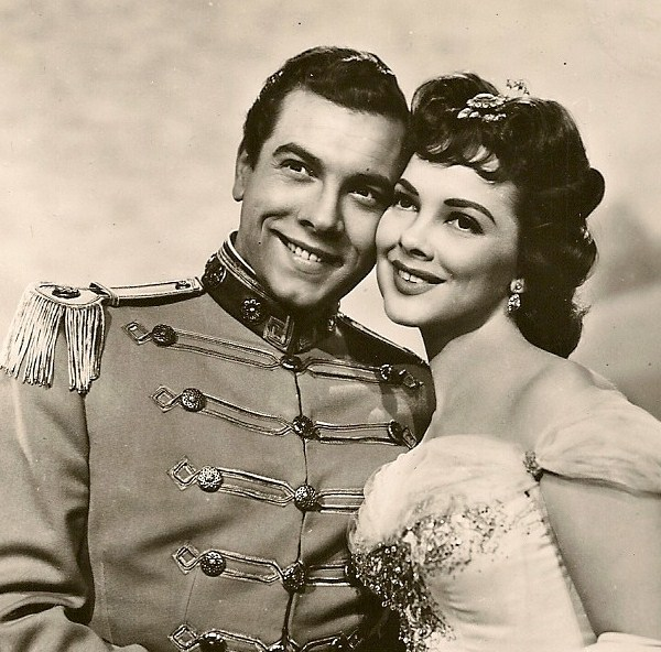 Kathryn Grayson and mario lanza