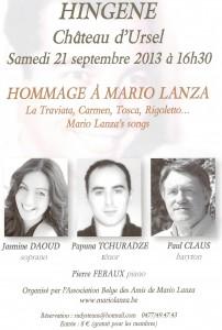 Concert du 210913