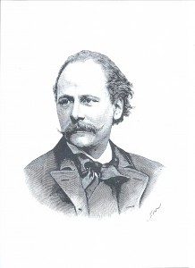 Portrait MASSENET