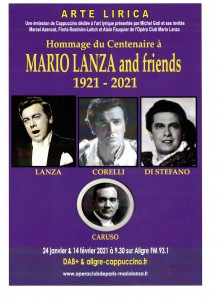 MARIO LANZA and friends
